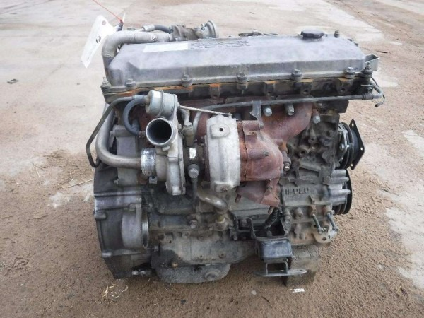 Isuzu 4he Exhaust Manifold For A 2000 Isuzu Npr For Sale