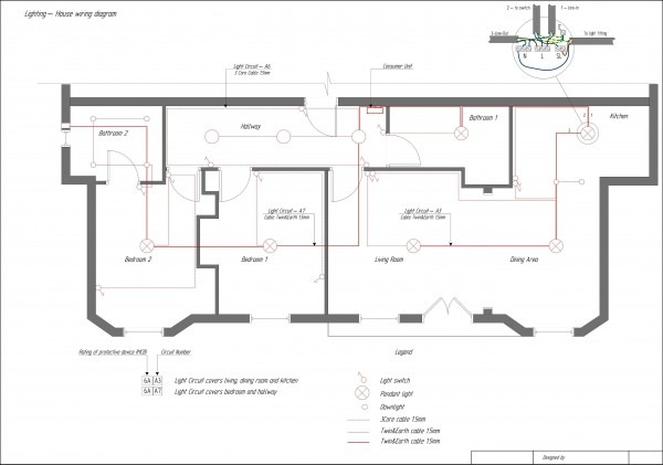 Wiring Diagrams House