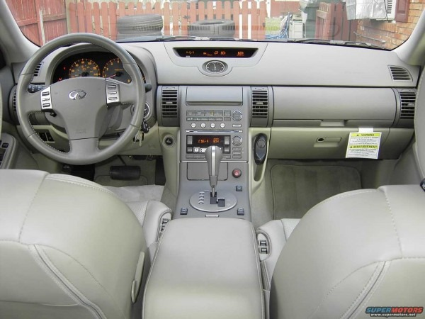 2004 Infiniti G35 Interior Picture