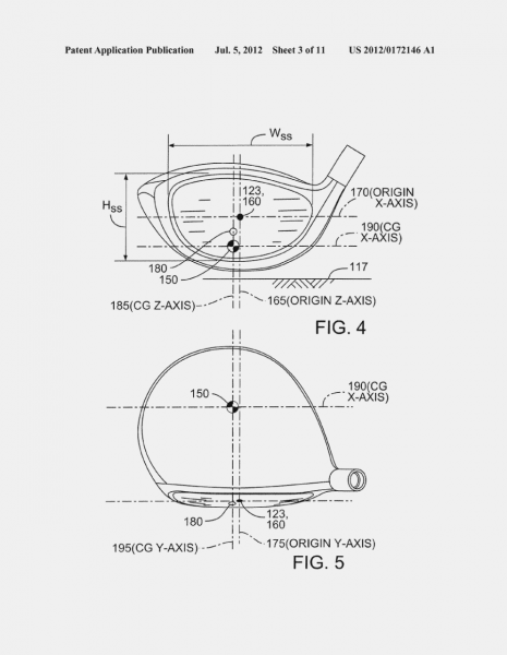 Golf Club Parts Diagram