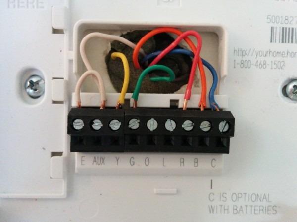 Rth6350 Wiring Diagram