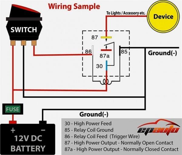 Horn Relay Diagram Wiring  U00e2 Bigapp Me  U2013 Car Wiring Diagram