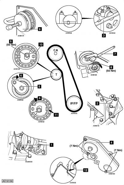 2000 ford focus belt diagram