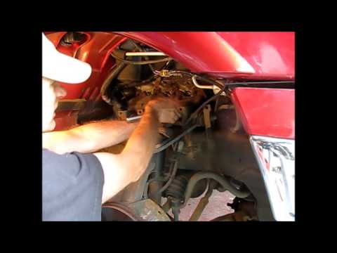 Ford Expedition Starter Wiring