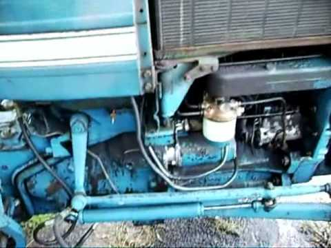 Ford 3000 Starter Wiring