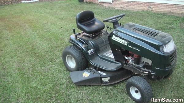 Lawn Mower ~ Mtd Yard Machines Hp Riding Lawn Mower Inch X1080 Zsn
