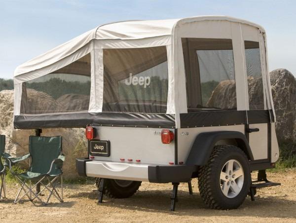 Jeep Mopar Off Road Camper Trailer Photo 1 8771