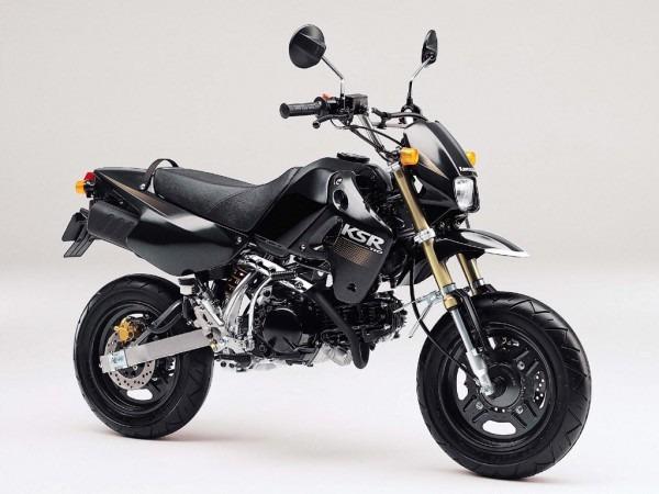 Honda Msx125(grom) Vs Kawasaki Ksr110