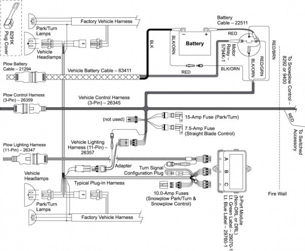 Latest Of Fisher Plow Light Wiring Diagram Printable Fisher