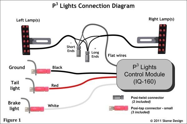 Narva Led Tail Lights Wiring Diagram