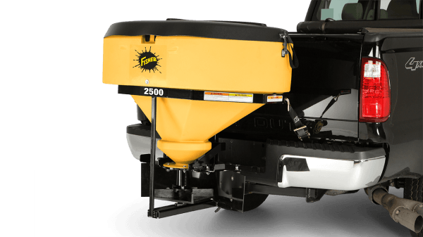 Fisher® Low Profile Tailgate Spreaders