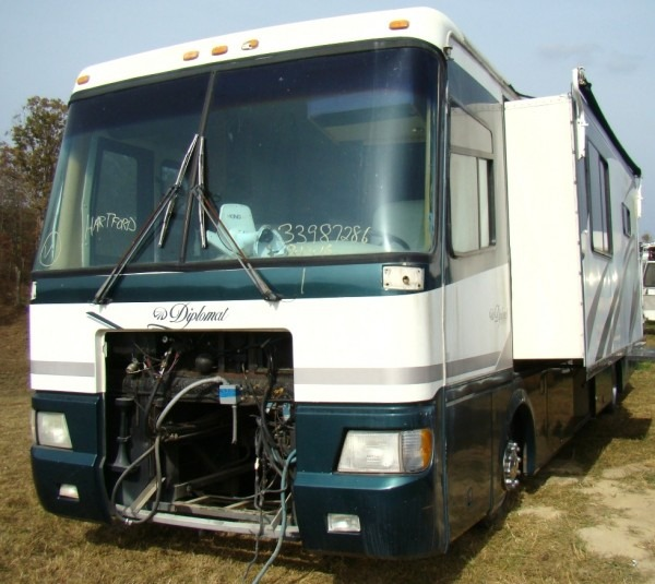 Rv Exterior Body Panels Used 1999 Monaco Diplomat Rv Motorhome