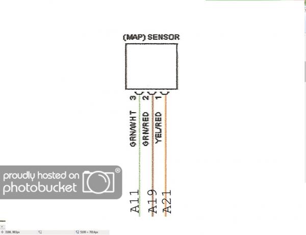 K20a2 Map Sensor Problem [archive]