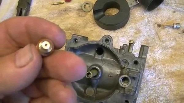 60 Hp Johnson Vro Evinrude Carburator Rebuild