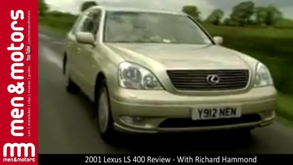 2001 Lexus Ls 400 Review