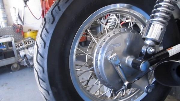 Suzuki Intruder 800 Parts