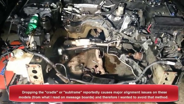 Mazda 6 Ford Fusion Engine Swap Follow Up