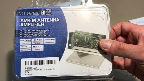 Velleman Am Fm Amplifier Kit