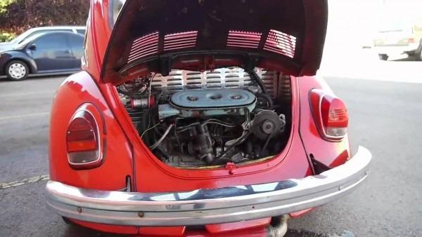 1972 Vw Bug With Subaru Engine Conversion  Cherrybomb