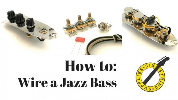 Jazz Bass Wiring