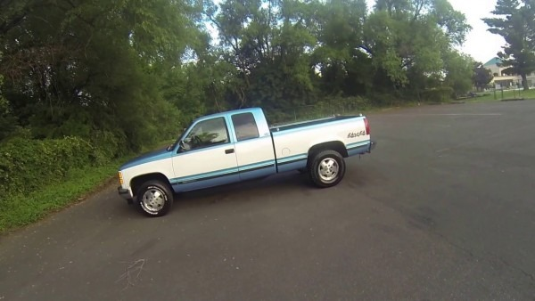 Review For 1994 Gmc Sierra 1500 4x4 Pickup Truck Walk Around