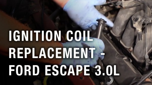 Ignition Coil Replacement
