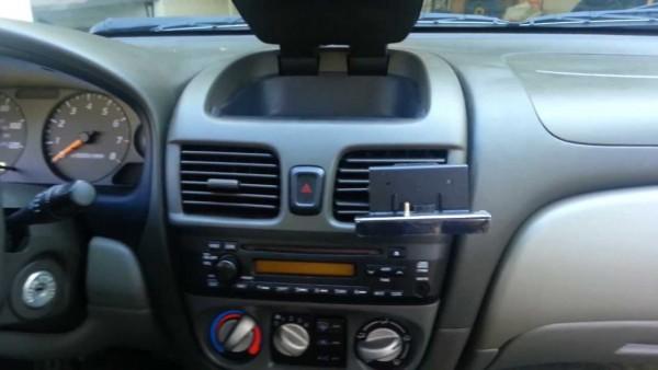 Nissan Sentra Radio Removal