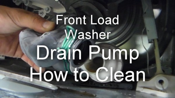 Front Load Washer Repair