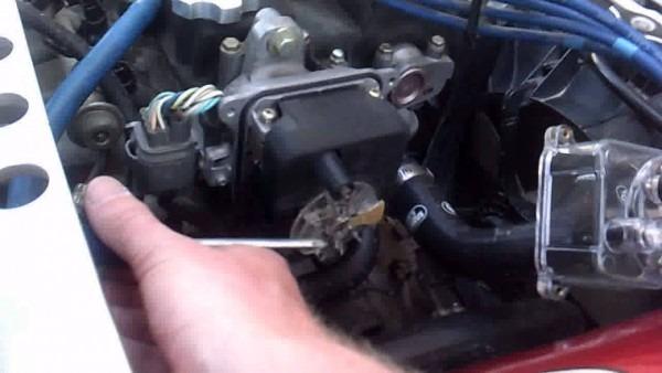 1998 Integra Ls 1 8l Distributor Cap & Rotor Install