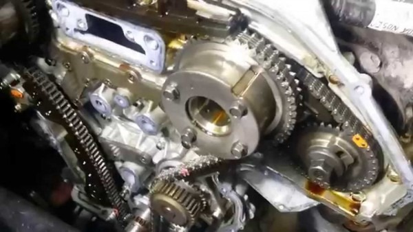 Nissan 3 5l Timing Chain Cover Replacement Part 1