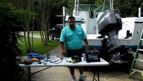 How To  Install An Onboard Marine Charger