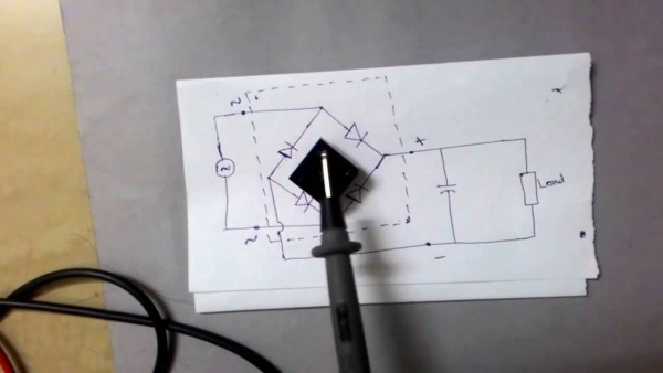 Bridge Rectifier Ic Basics, Pin Identification, Circuit Diagram