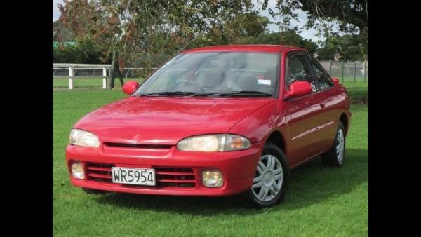 1994 Mitsubishi Mirage Asti Z Auto Coupe $no Reserve!!! $cash4cars