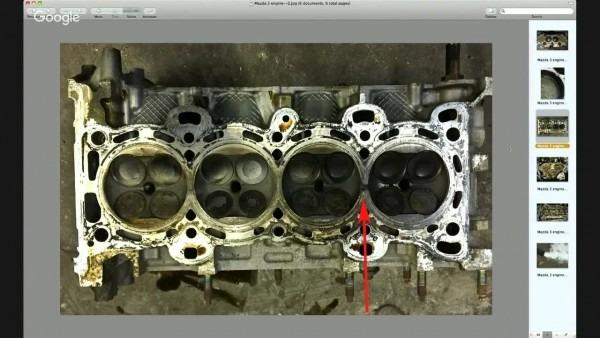 2007 Mazda 3 Engine Replacement