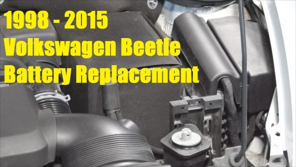 Volkswagen Beetle Battery Replacement