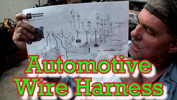 Choosing The Right  Wire Harness  For Your Classic Car Or Truck