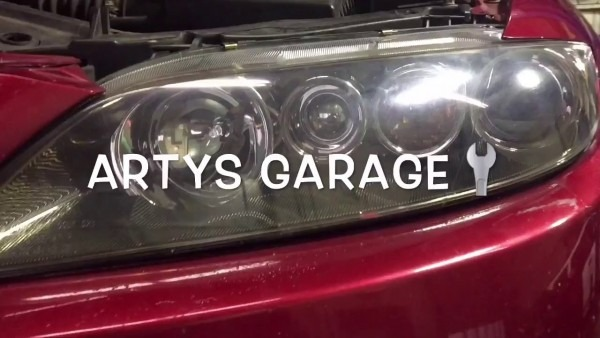 How To Replace A Headlight Bulb On A Mazda 6