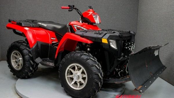 2008 Polaris Sportsman 800 Efi 4x4 Atv
