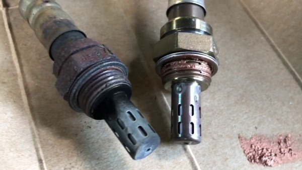 How To  Jeep Grand Cherokee O2 Sensor Replacement (2005