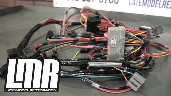 Mustang Wiring Harnesses  Engine Conversion & Restoration