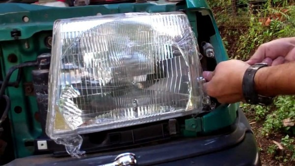 Tacoma Headlight Change Complete Step By Step