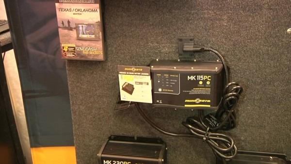 New Minn Kota Battery Charging System