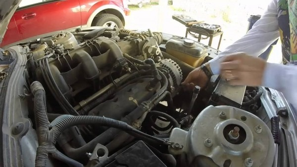 2008 Ford Mustang Alternator Replacement