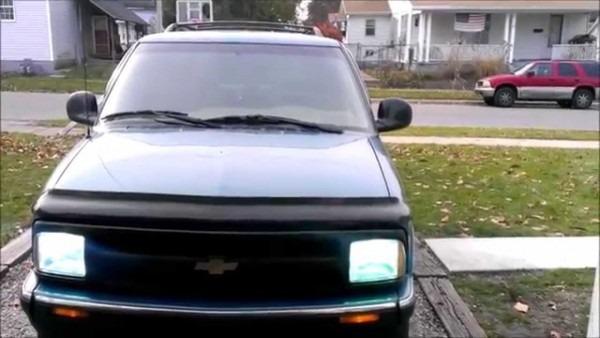 Hid Headlight Conversion Blazer Jimmy Bravada S10 Sonoma