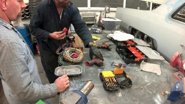 Installing A Kwik Wire Harness In A 1966 Amc Rambler  Ray's Rusty