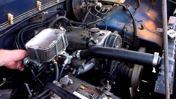 1990 Isuzu Pickup 2 3l