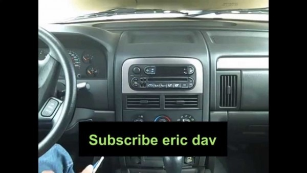 How To Remove Car Stereo From 1999