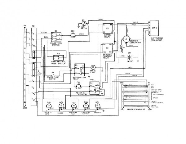 Mobile Home Wiring Diagram