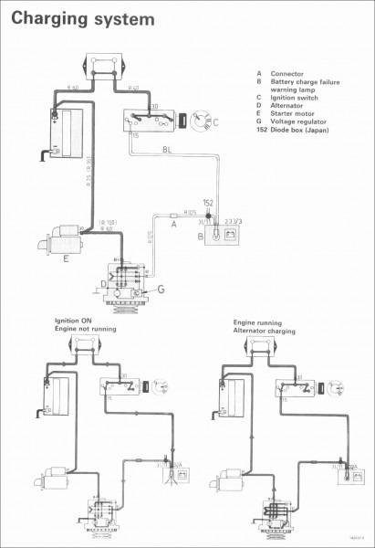 Ford 1 Wire Alternator Diagram