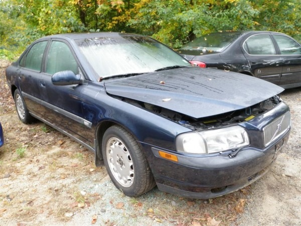 2000 Volvo S80 2 9 Quality Used Oem Replacement Parts    East